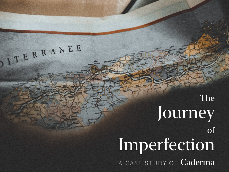 The Journey of Imperfection